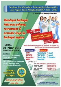 peluang kerja perawat ke luar negri