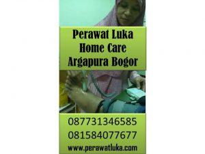 Perawat Luka Home Care Argapura Bogor