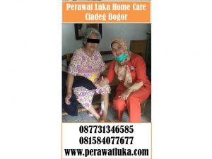 Perawat Luka Home Care Ciadeg Bogor
