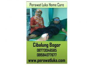 Perawat Luka Home Care Cibalung Bogor