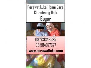 Perawat Luka Home Care Cibeuteung Udik Bogor