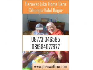 Perawat Luka Home Care Cileungsi Kidul Bogor