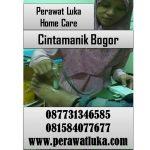 Perawat Luka Home Care Cintamanik Bogor