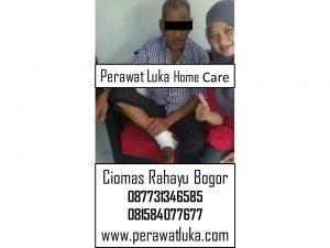 Perawat Luka Home Care Ciomas Rahayu Bogor