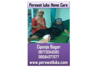 Perawat Luka Home Care Cipenjo Bogor