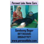 Perawat Luka Home Care Gandoang Bogor