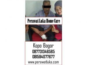 Perawat Luka Home Care Kopo Bogor