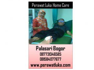 Perawat Luka Home Care Palasari Bogor