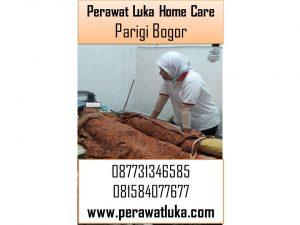 Perawat Luka Home Care Parigi Bogor
