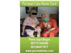 Perawat Luka Home Care Pasir Jaya Bogor