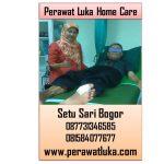 Perawat Luka Home Care Setu Sari Bogor