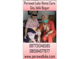 Perawat Luka Home Care Situ Udik Bogor jpeg