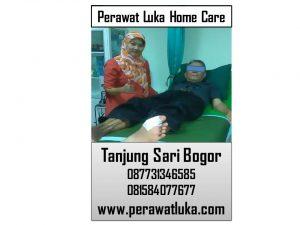 Perawat Luka Home Care Tanjung Sari Bogor