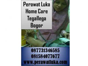 Perawat Luka Home Care Tegallega