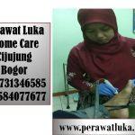 Perawat luka home care Cijujung Bogor