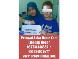 Perawat Luka Home Care Cibadak Bogor