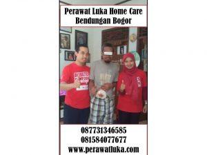 Perawat Luka Home Care Bendungan Bogor