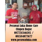Perawat Luka Home Care Citapen Bogor