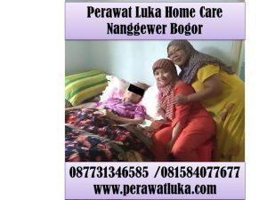 Perawat Luka Home Care Nanggewer Bogor