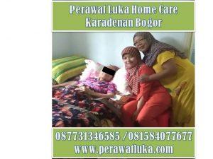 Perawat Luka Home Care Karadenan Bogor