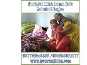 Perawat Luka Home Care Sukahati Bogor