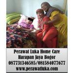 Perawat Luka Home Care Harapan Jaya Bogor