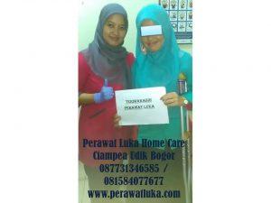 Perawat Luka Home Care Ciampea Udik Bogor