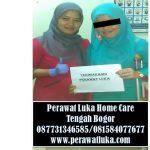 Perawat Luka Home Care Tengah Bogor