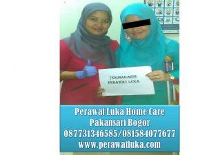 Perawat Luka Home Care Pakansari Bogor