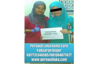 Perawat Luka Home Care Pabuaran Bogor