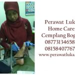 Perawat Luka Home Care Cemplang Bogor