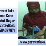 Perawat Luka Home Care Cibatok 1Bogor