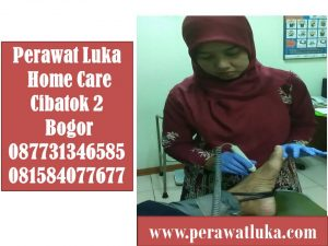 Perawat Luka Home Care Cibatok 2 Bogor