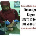 Perawat Luka Home Care Cimanggu 2 Bogor
