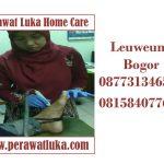Perawat Luka Home Care Leuweung Kolot Bogor