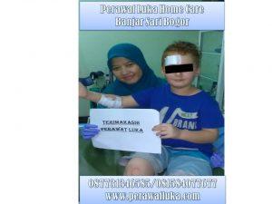 Perawat Luka Home Care Banjar Sari Bogor
