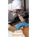 perawat luka homecare
