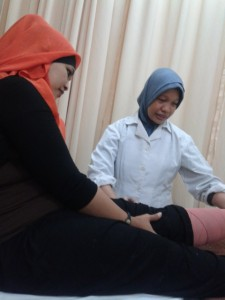 Praktek perawat luka