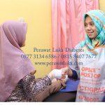 Perawatan Luka Diabetes