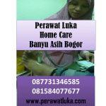 Perawat Luka Home Care Banyu Asih Bogor
