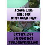 Perawat Luka Home Care Banyu Wangi Bogor