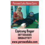Perawat Luka Home Care Cipicung Bogor