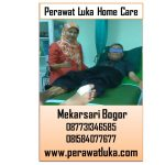 Perawat Luka Home Care Mekarsari Bogor