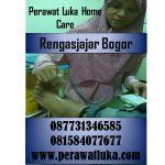 Perawat Luka Home Care Rengasjajar Bogor