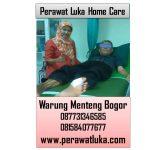 Perawat Luka Home Care Warung Menteng Bogor