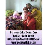 Perawat Luka Home Care Banjar Waru Bogor