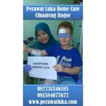 Perawat Luka Home Care Cibanteng Bogor